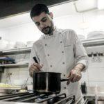 Rafa De Bedoya, Premio Promesa de Alta Cocina, en las Veladas Gastronómicas de Kabanova