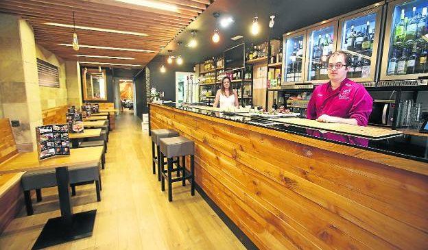 El Grupo Pasión está compuesto por los restaurantes Pasión por Ti, Letras de Laurel y Kabanova