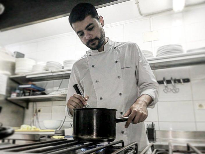 Rafa De Bedoya protagoniza la segunda jornada de las Veladas Gastronómicas de Kabanova