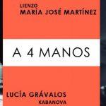 Lucía Grávalos lleva parte de la esencia del Kabanova al Restaurante Lienzo de Valencia en un a 4 manos con María José Martínez