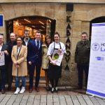 Hostelería Riojana elige Kabanova para representar a La Rioja en el I Campeonato Oficial de Tapas y Pinchos de España